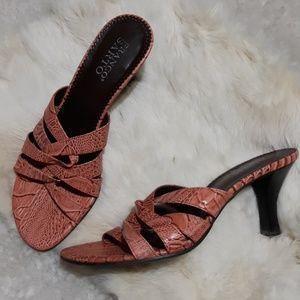 FRANCO SARTO Heel Slides Sandals